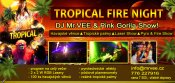 Tropical-fire